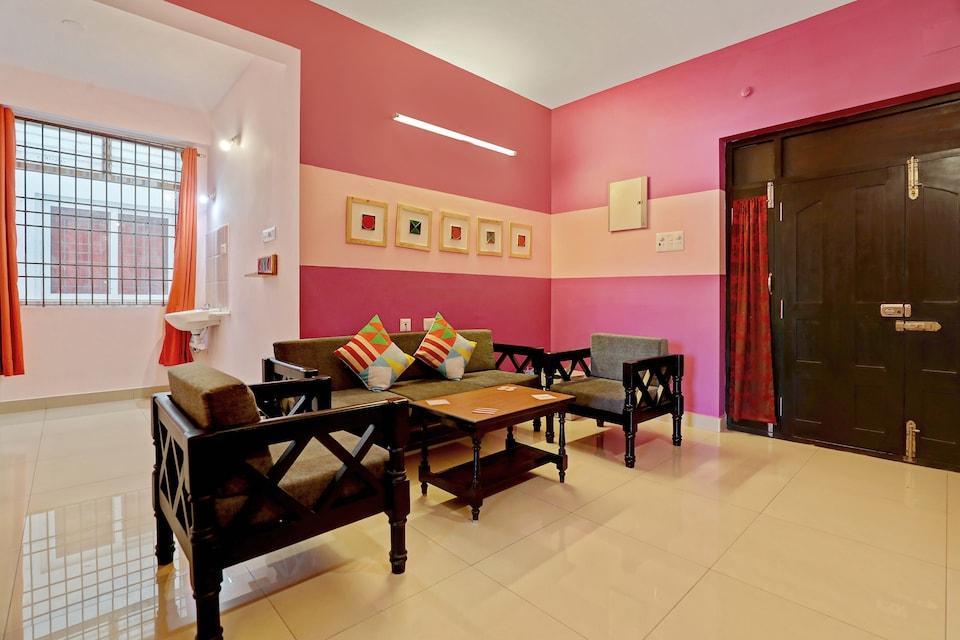OYO Home 14050 Cozy Paradise Beach 2BHK