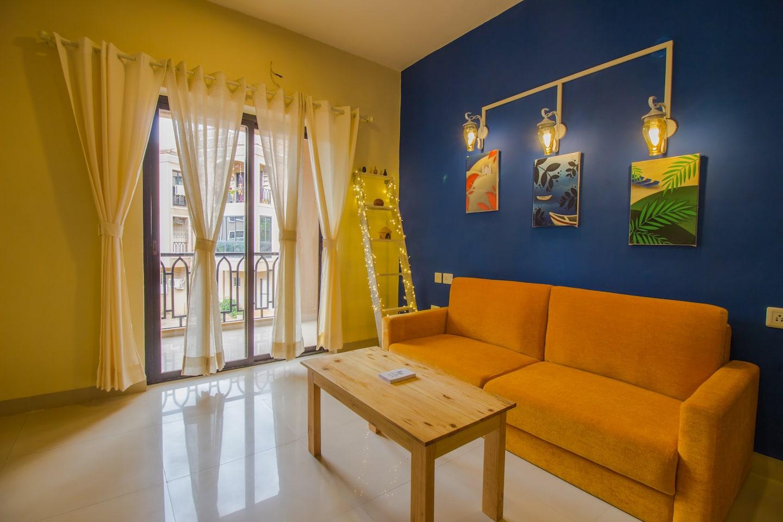 OYO 14299 Home Luxurious 2BHK Porvorim -1
