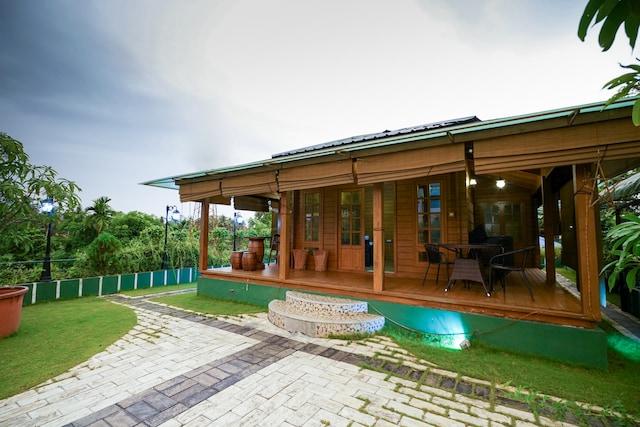 OYO 14514 Home Woodhive 2BHK Villa
