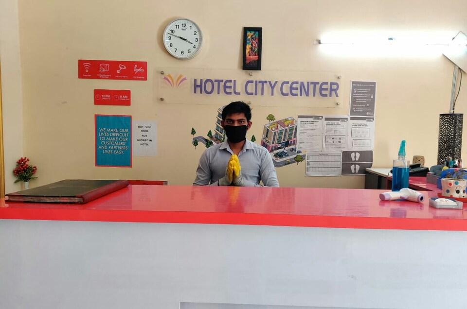 OYO 14625 Hotel City Center