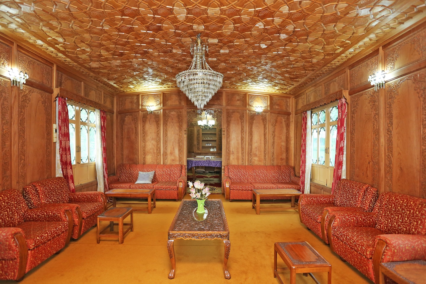 OYO 14629 Ibrahim Group of Houseboats -1
