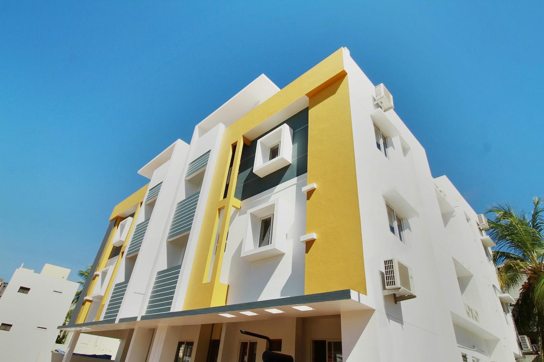 OYO 14815 Anu Residency -1