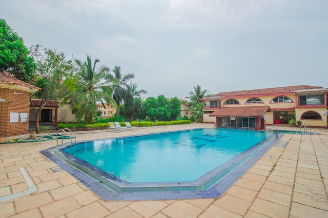 OYO Home 14906 House With Pool 1BHK