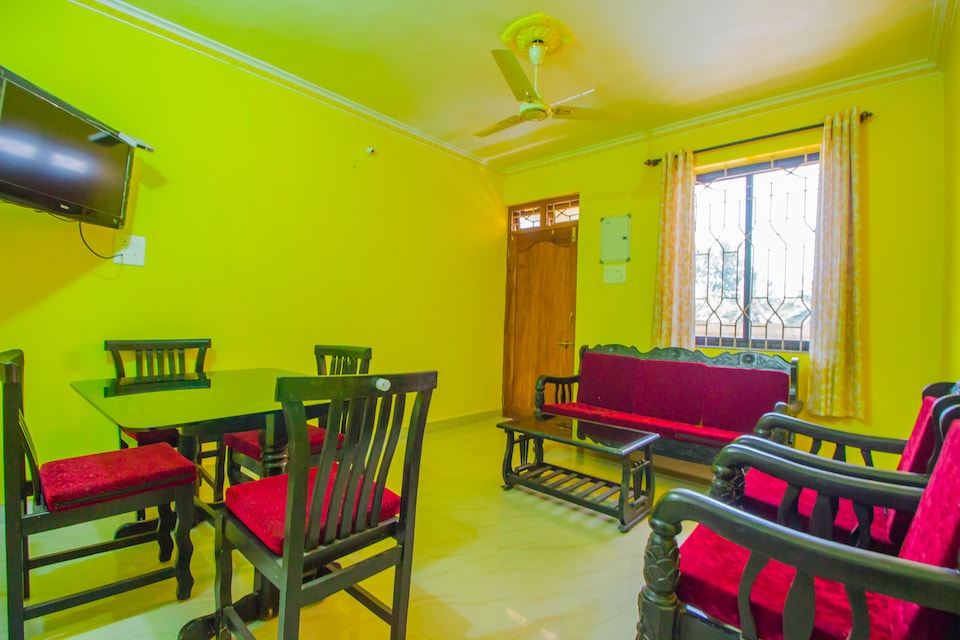 OYO 14907 House With Balcony 1BHK