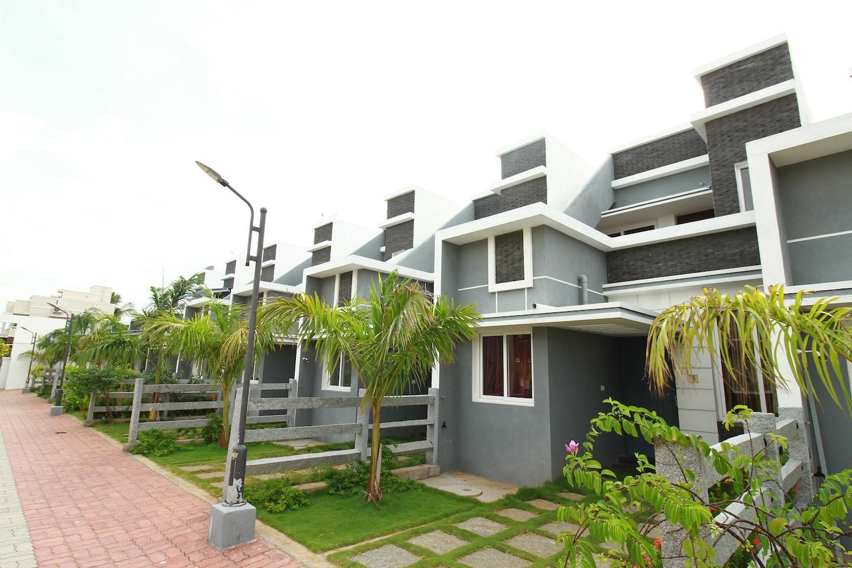 OYO Home 14921 Peaceful Villa 2BHK -1