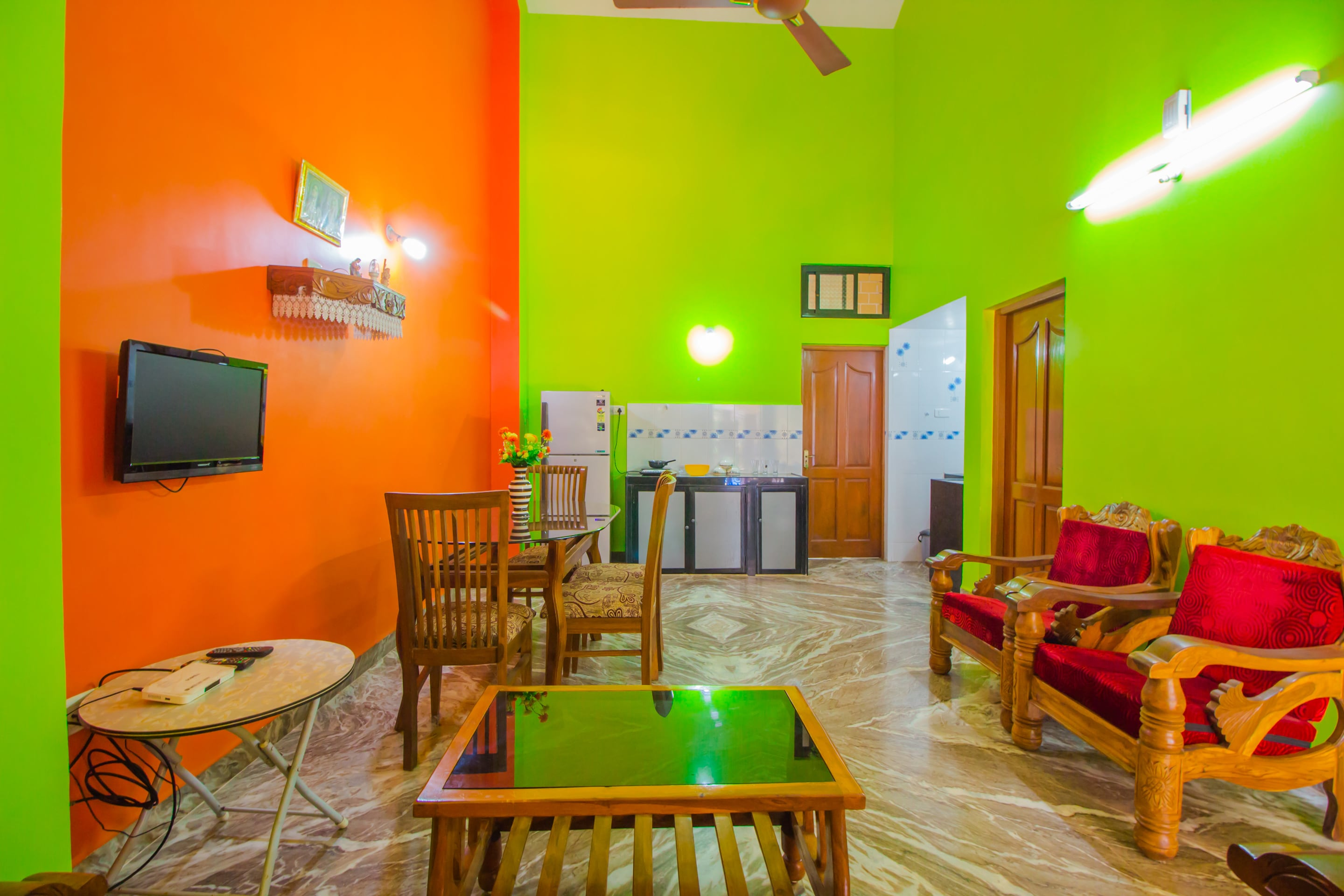 OYO Home 15003 Magnificent 2BHK