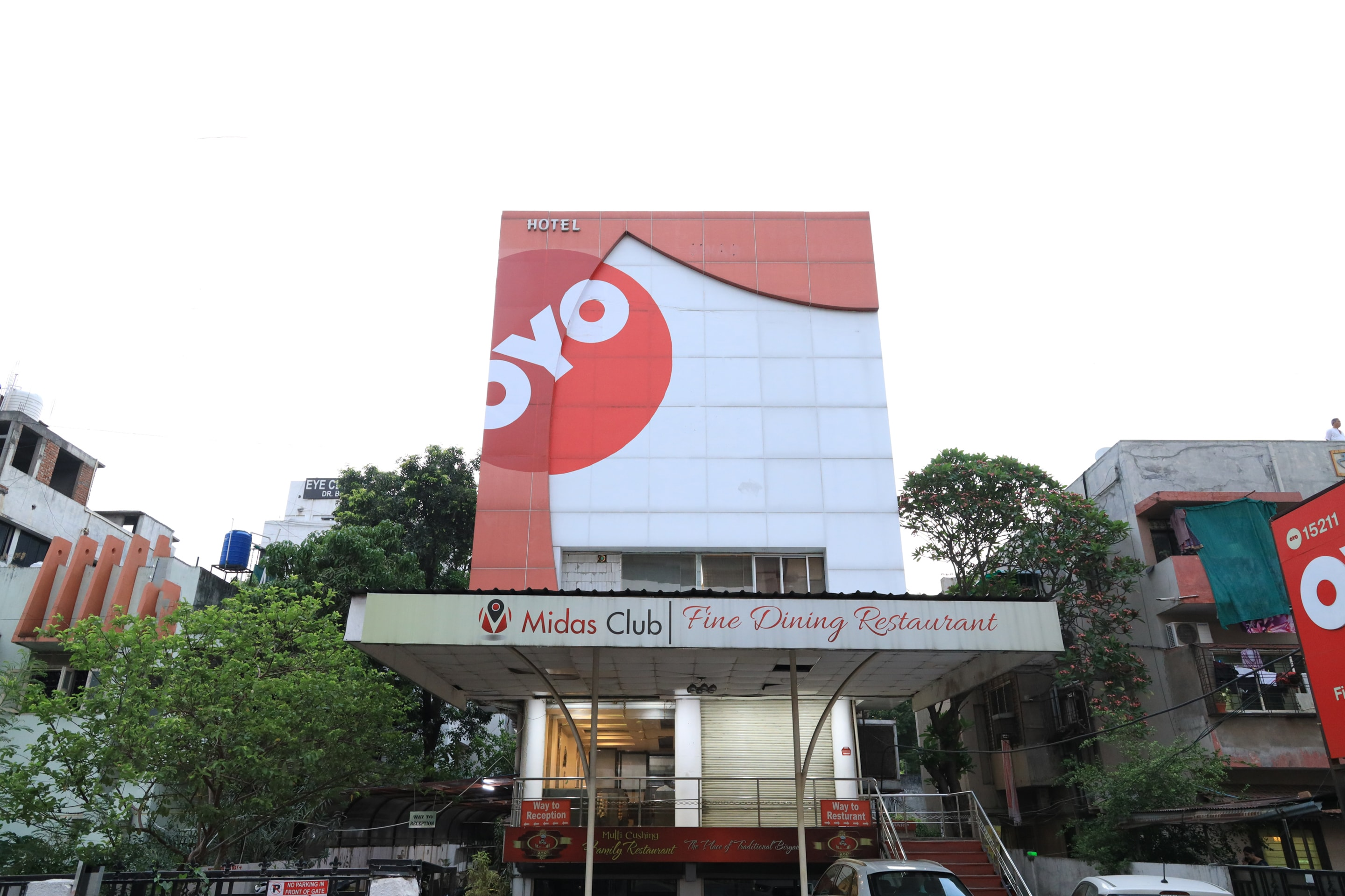 Oyo 15211 Hotel Midas, Nagpur - Book this hotel at the BEST PRICE