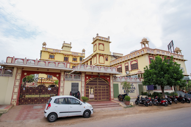 OYO 15214 Mahal Rajwada Resort -1