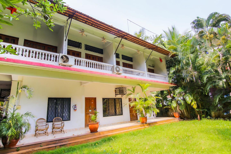 OYO 15252 Home Garden Studio Calangute Beach -1