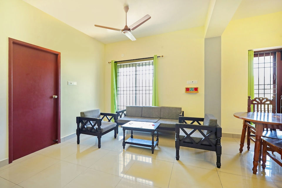 OYO 15272 Spacious Boat House 3BHK