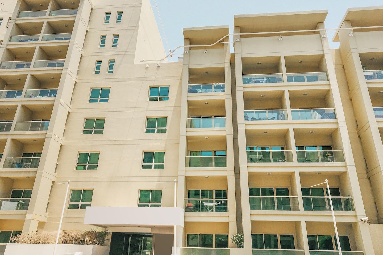 OYO 104 Home Skai Residency -1