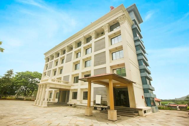 OYO 15543 Rishivan Resort