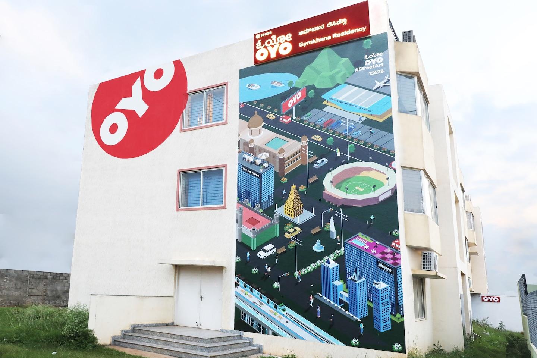 OYO 15628 Gymkhana Residency -1