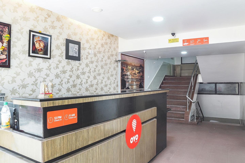 OYO 15654 Hotel Gajanan Pride -1