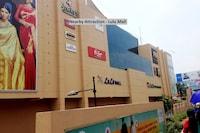 OYO Home Luxe 15660 Modern 1BHK Near Lulu Mall