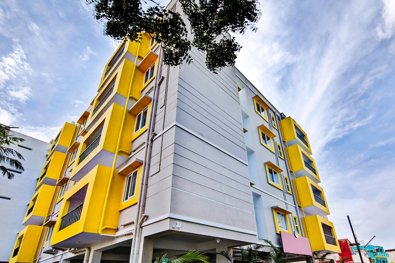 OYO Home 15856 Designer 2BHK Near Puducherry Beach 🌊 -1