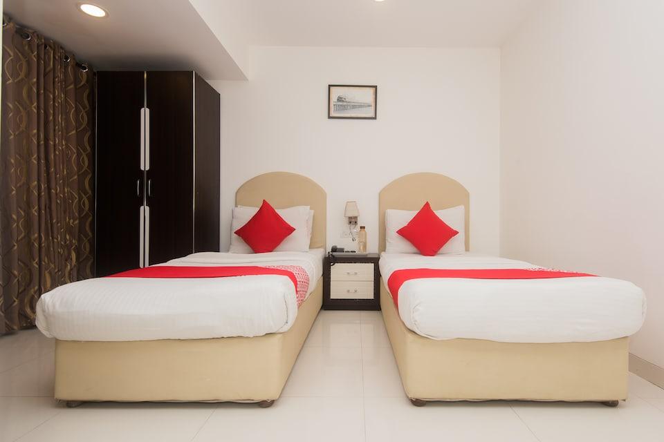OYO 16001 Hotel GK Residency