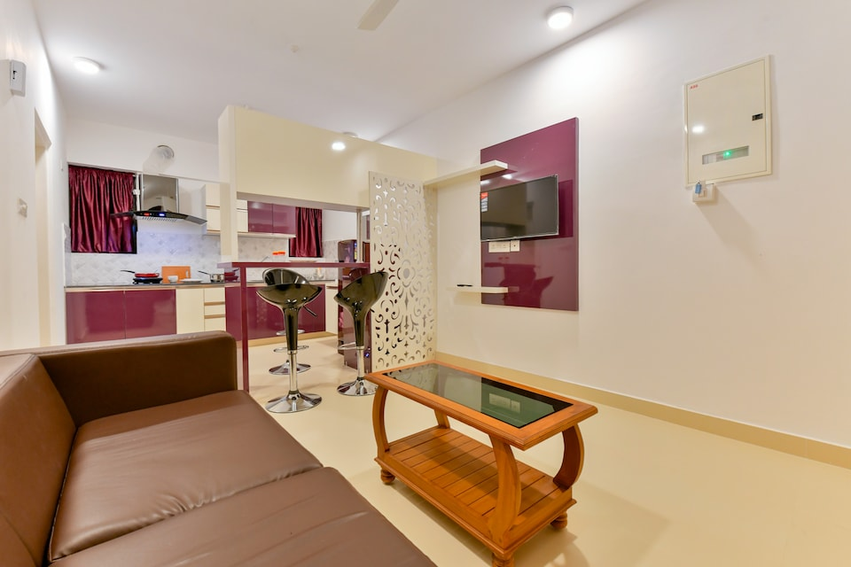 OYO Home 16140 Exotic 1BHK
