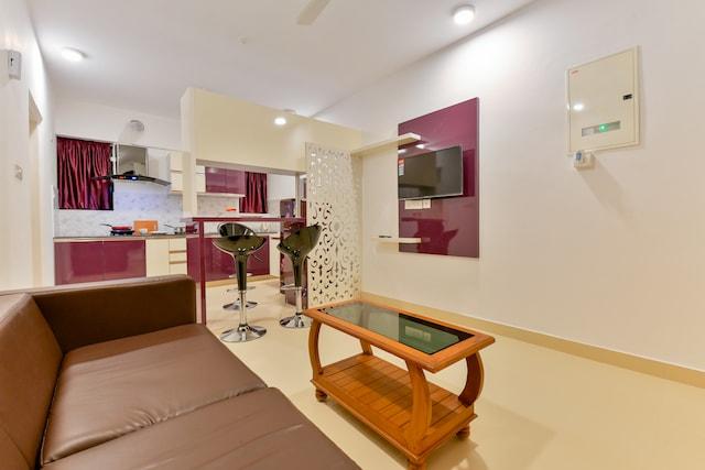 OYO 16140 Home Exotic 1BHK Kakkanad