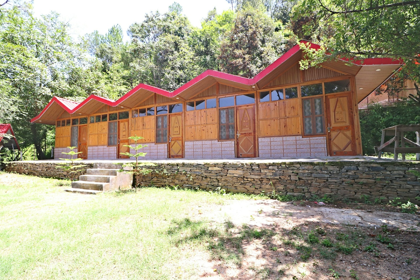OYO 16426 Home Cozy Cottage Chail -1
