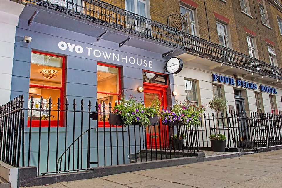 OYO Townhouse 30 Sussex Hotel, Marble Arch London, London