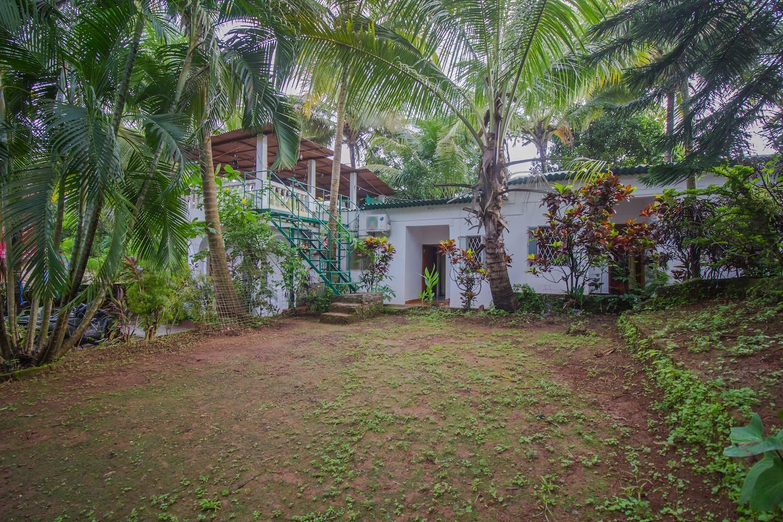 OYO 16483 Home Garden View 1BHK Morjim Beach -1