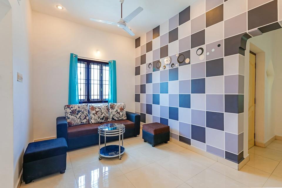OYO Home 16756 Modern 2bhk Near Rediyarpallayam
