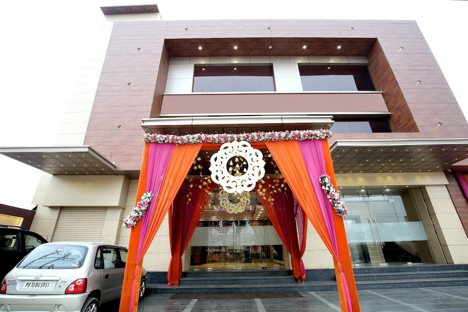 OYO 16827 Hotel Grand M Lajjo, Pakhowal Road Ludhiana, Ludhiana