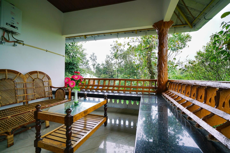 OYO 16899 Home Peaceful 2BHK Anachal -1