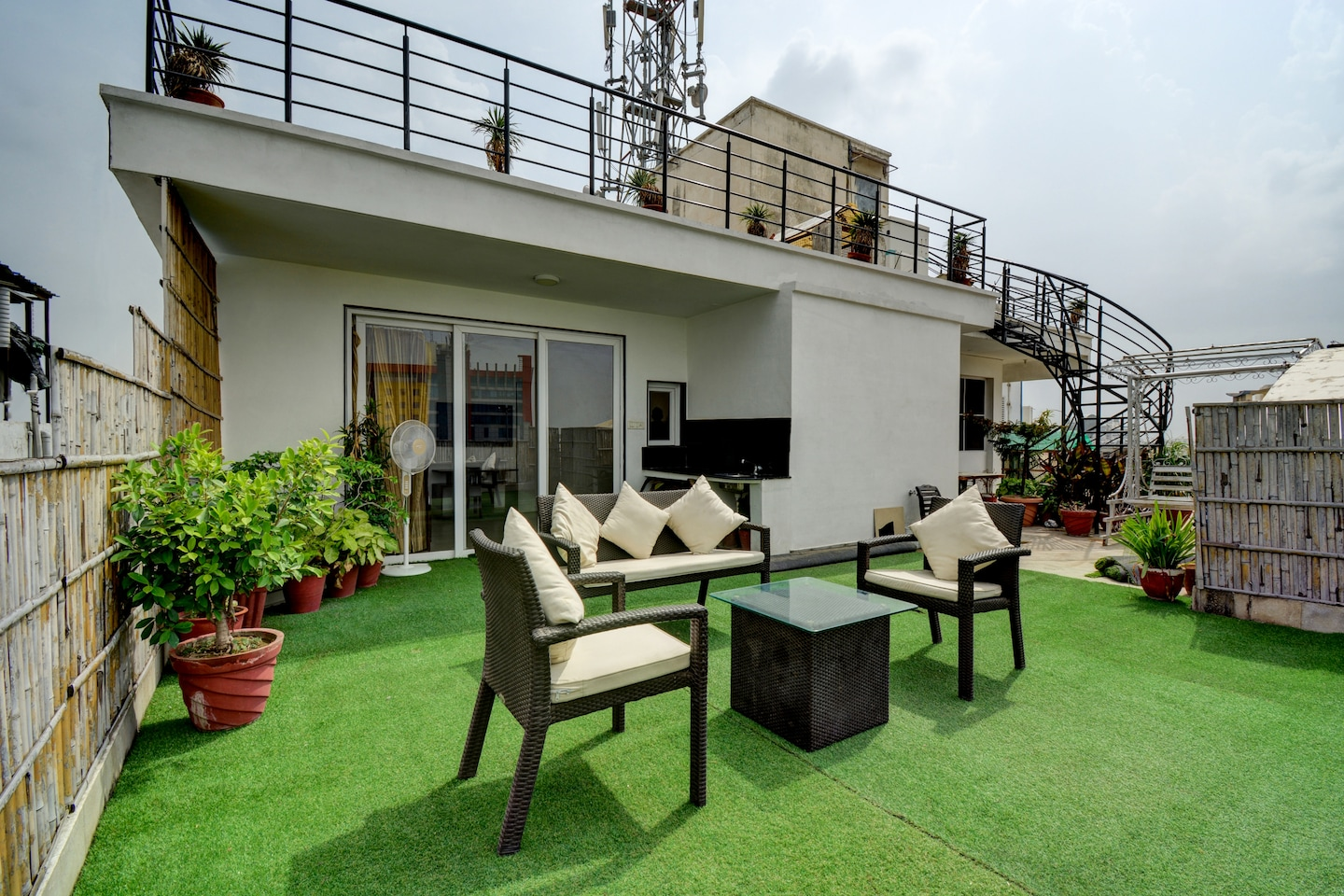 OYO 17010 Home Luxurious 2BHK with View Sodala -1