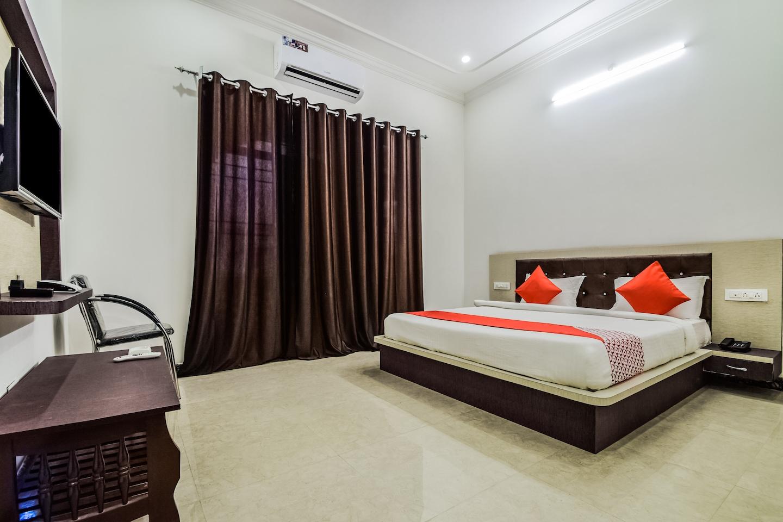 OYO 17026 The Pushkar Mantra Resort -1