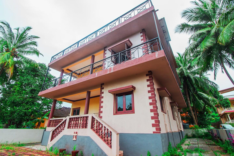 OYO 17065 Home Elegant Studio Mandrem -1