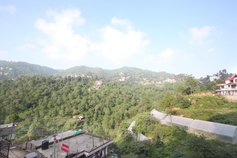 OYO Home 17175 Blissful 2BHK Kumarhatti -1