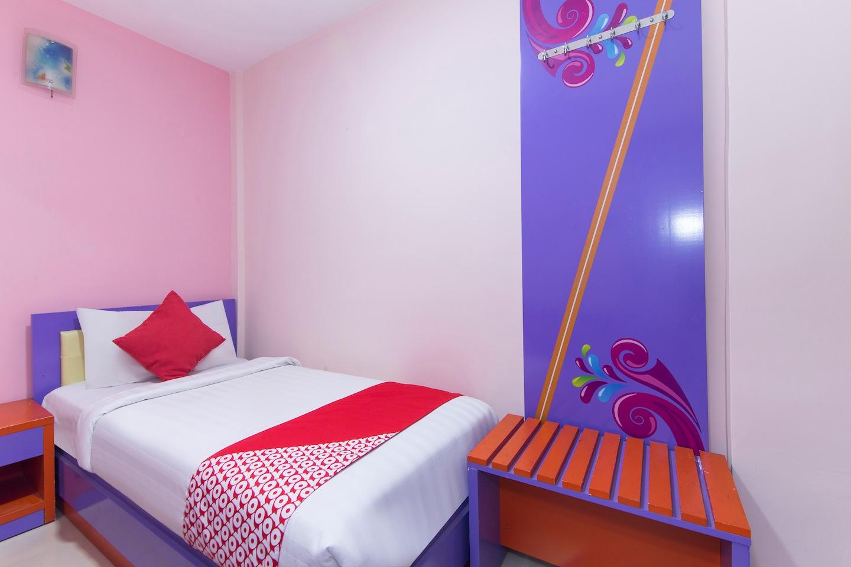OYO 410 Brickfields Park Hotel -1