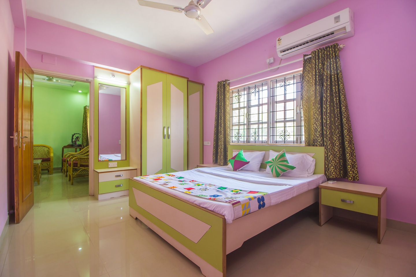 OYO 17272 Home Graceful 3BHK Colva -1