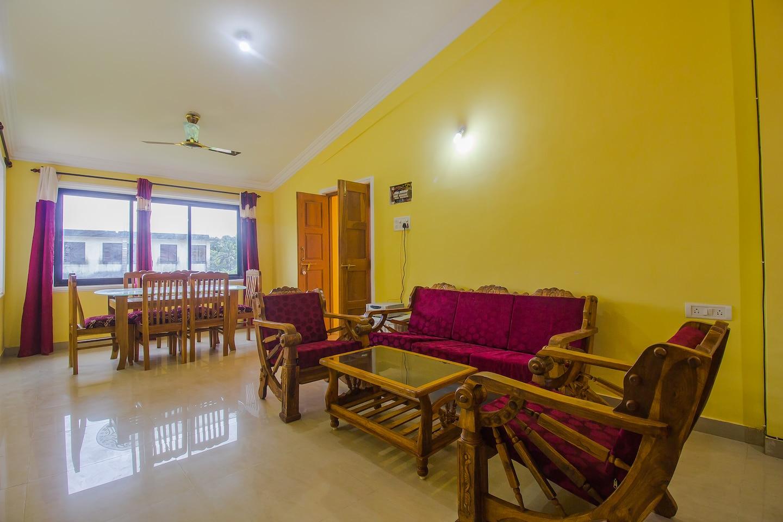 OYO 18352 Home Elegant 2BHK Near Mall De Goa Porvorim -1