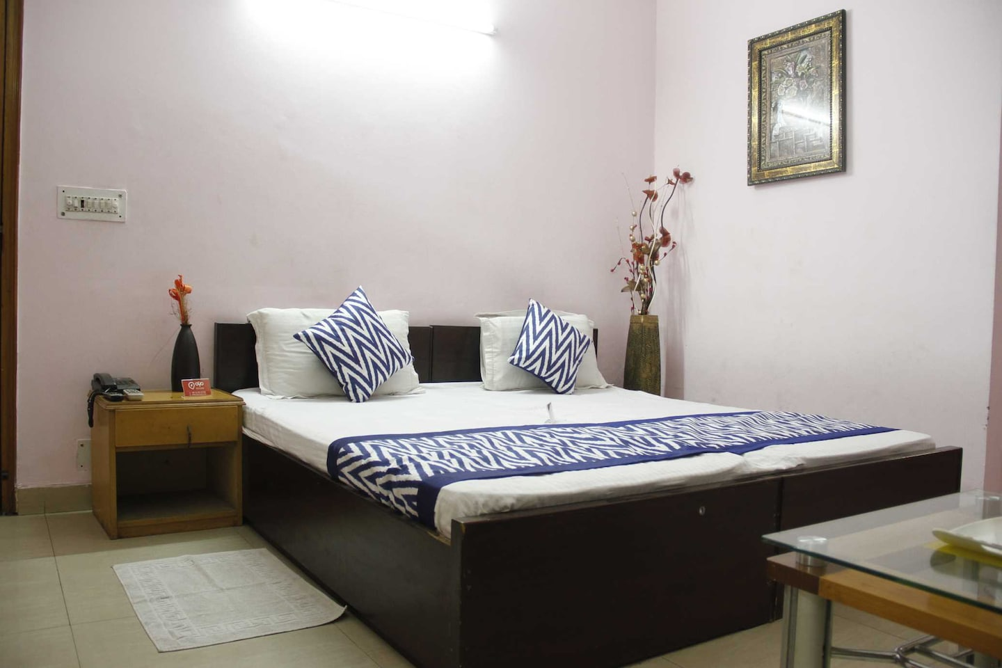 OYO Homes 132 Near Govindpuri Metro Station Room-1