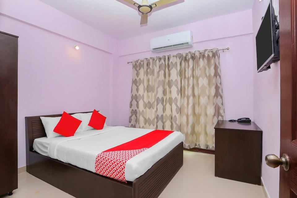 OYO 18600 Krish Lakeside Comforts, Mysore Outer, Mysore