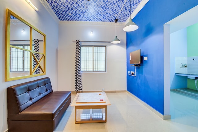 OYO 19017 Home Cosy 1BHK Near Serenity Beach
