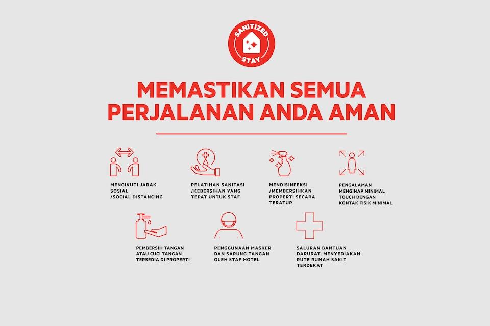 OYO 145 Wisma Syariah Cmc, Ciputat, Tangerang