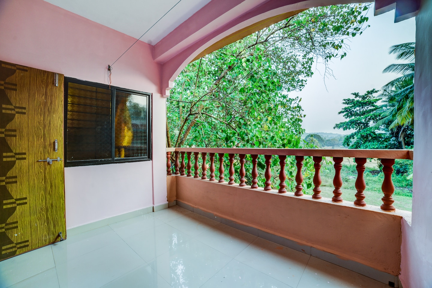 OYO 19870 Home Green View 1 BHK Mandrem -1