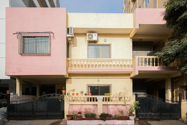 OYO 2998 Apartment Honeydew Habitat Facade-1