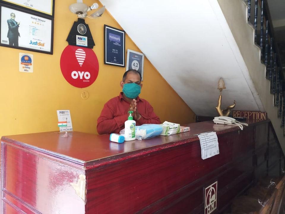 OYO 3002 Hotel Mayur