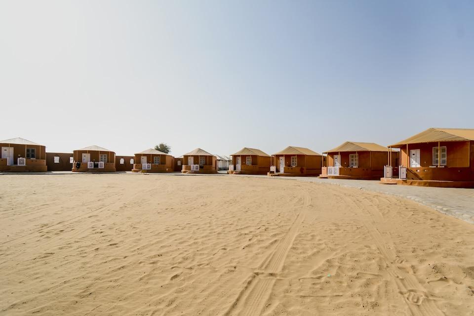 OYO 22203 Dune Safari Camp