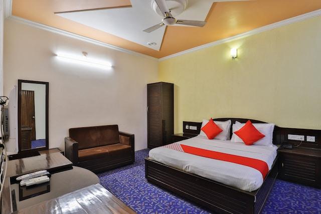OYO 22368 Riya Revati Resort Deluxe