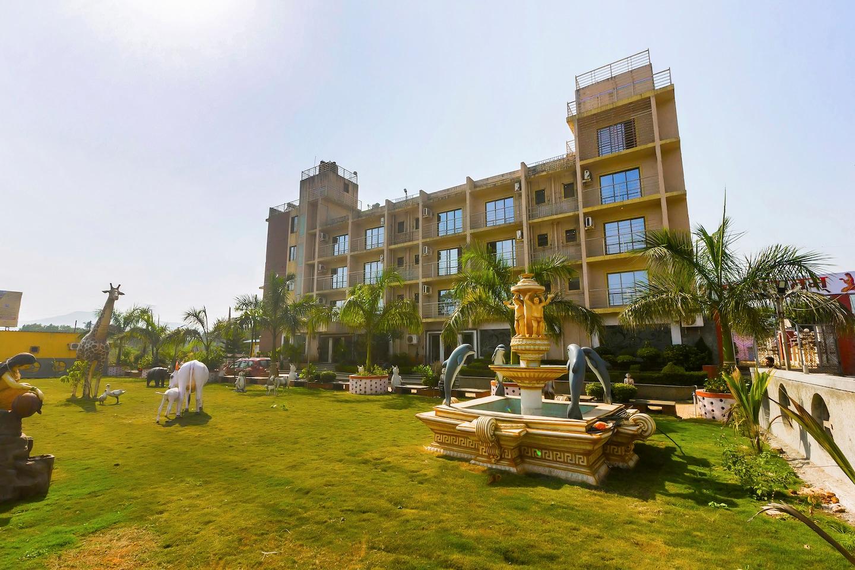 OYO 22375 Hotel Shree Sai Prasad -1