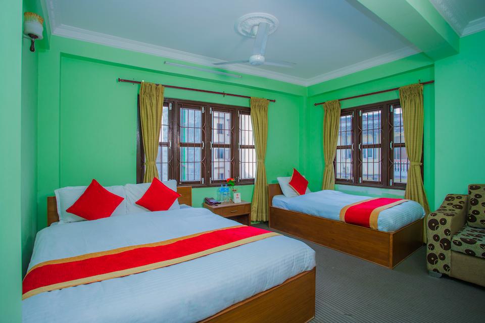 OYO 233 Waling Fulbari Guest House, Kathmandu, Kathmandu