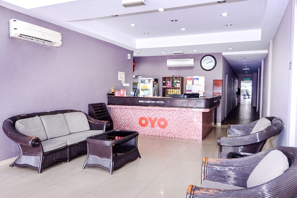 OYO 484 Comfort Hotel Kapar