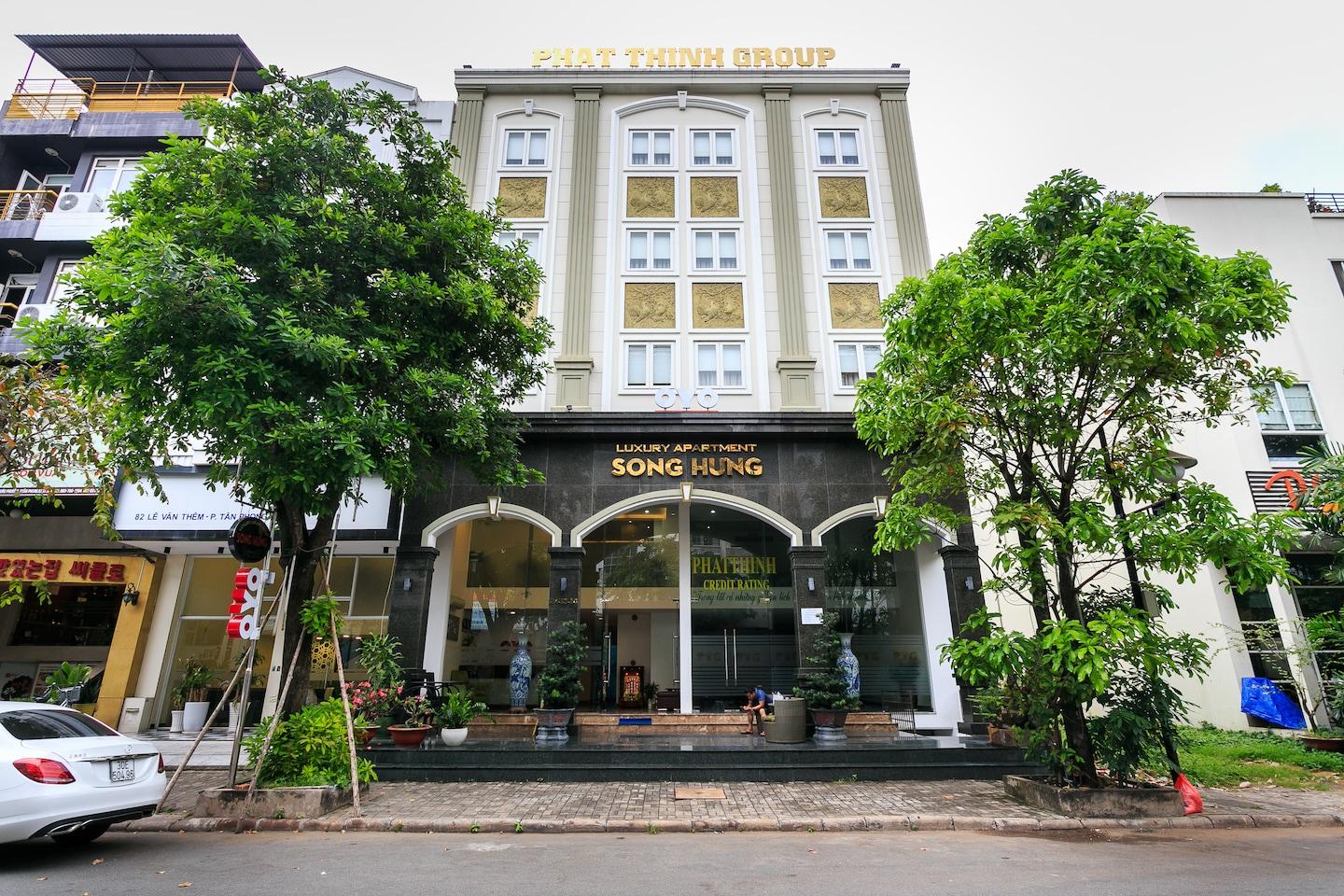 OYO 105 Song Hung Hotel & Apartments -1