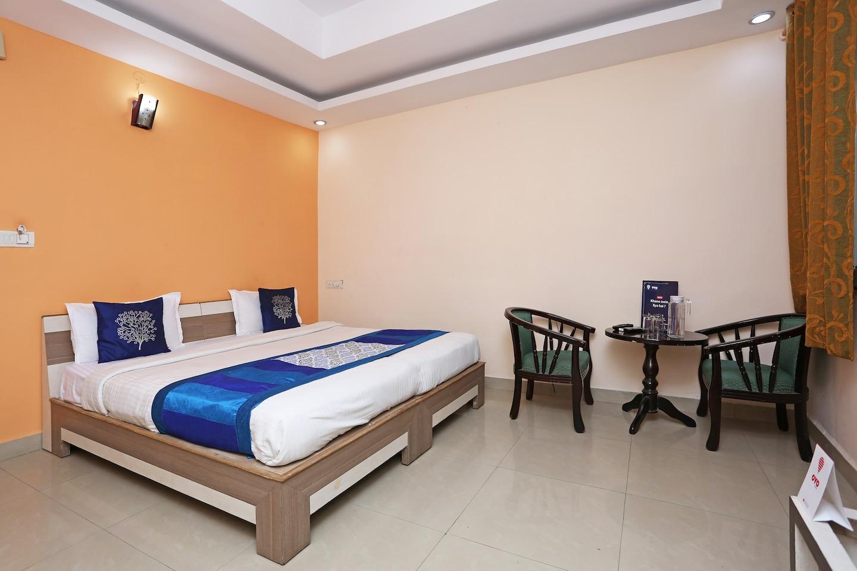 OYO 3075 Hotel RK Residency Room-1